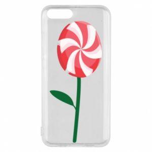 Etui na Xiaomi Mi6 Lizak - kwiat