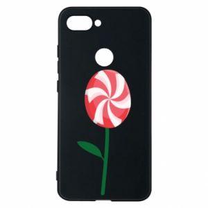Etui na Xiaomi Mi8 Lite Lizak - kwiat