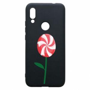Etui na Xiaomi Redmi 7 Lizak - kwiat