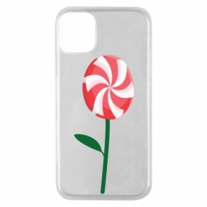 Etui na iPhone 11 Pro Lizak - kwiat