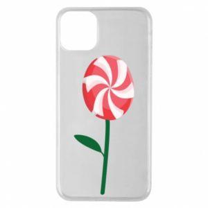 Etui na iPhone 11 Pro Max Lizak - kwiat