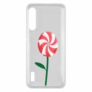 Etui na Xiaomi Mi A3 Lizak - kwiat