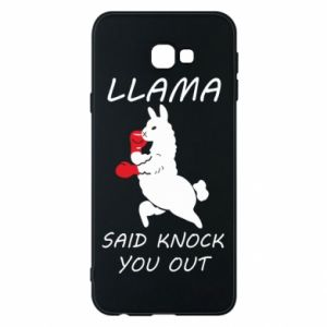 Etui na Samsung J4 Plus 2018 Llama knockout