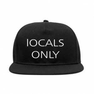 Snapback Locals only