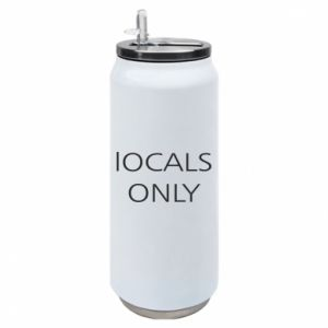 Puszka termiczna Locals only