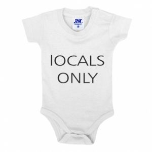 Body dziecięce Locals only