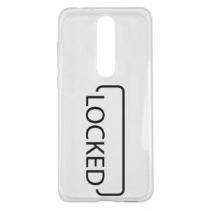 Etui na Nokia 5.1 Plus Locked