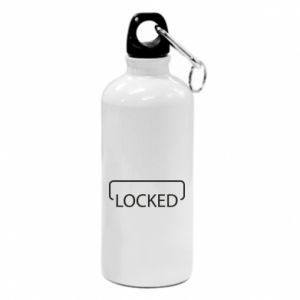 Bidon turystyczny Locked