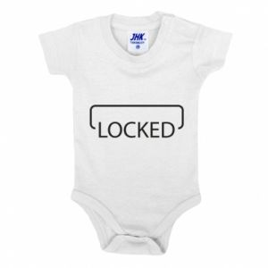 Body dziecięce Locked