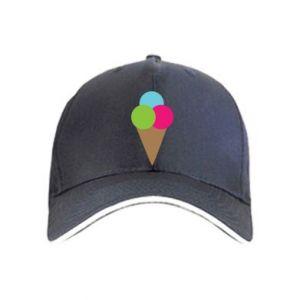 Cap Ice cream cone
