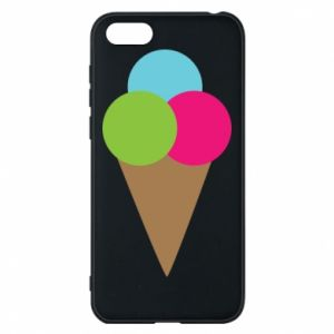 Phone case for Huawei Y5 2018 Ice cream cone