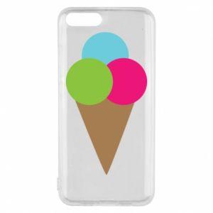 Etui na Xiaomi Mi6 Lody - PrintSalon