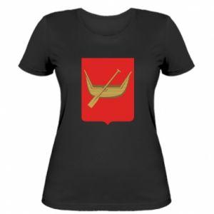 Damska koszulka Łódź  herb
