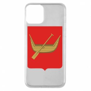 iPhone 11 Case Lodz coat of arms