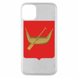 Phone case for iPhone 11 Pro Lodz coat of arms