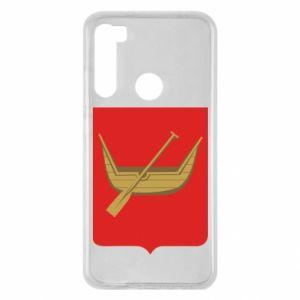Xiaomi Redmi Note 8 Case Lodz coat of arms