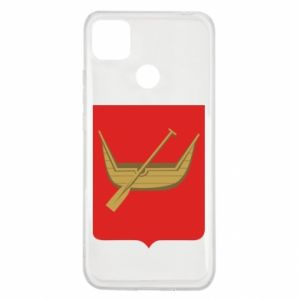 Xiaomi Redmi 9c Case Lodz coat of arms