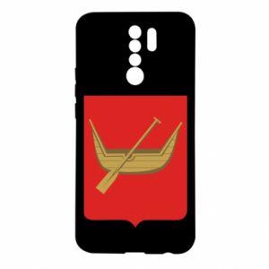 Xiaomi Redmi 9 Case Lodz coat of arms