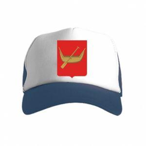Kid's Trucker Hat Lodz coat of arms