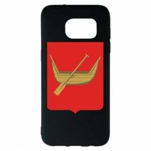 Samsung S7 EDGE Case Lodz coat of arms