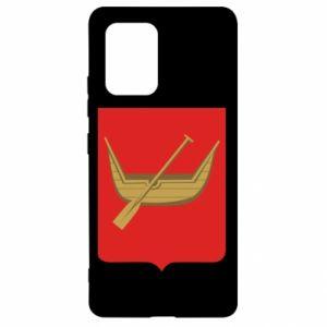 Samsung S10 Lite Case Lodz coat of arms