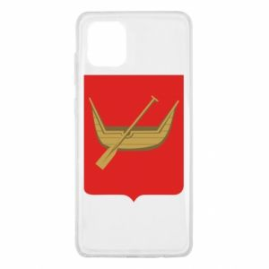 Samsung Note 10 Lite Case Lodz coat of arms