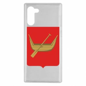 Samsung Note 10 Case Lodz coat of arms