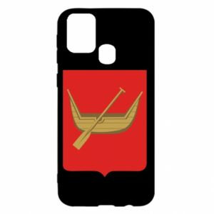 Samsung M31 Case Lodz coat of arms