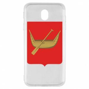 Samsung J7 2017 Case Lodz coat of arms