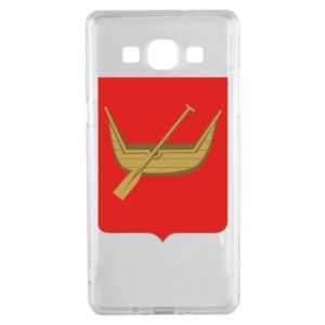 Samsung A5 2015 Case Lodz coat of arms