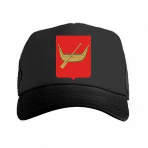 Trucker hat Lodz coat of arms