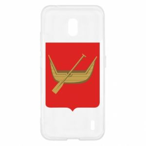 Nokia 2.2 Case Lodz coat of arms