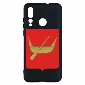 Huawei Nova 4 Case Lodz coat of arms