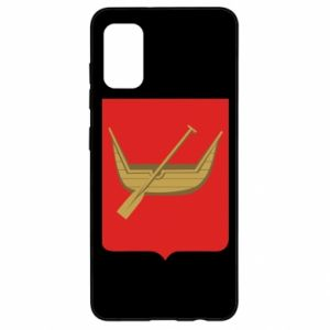 Samsung A41 Case Lodz coat of arms