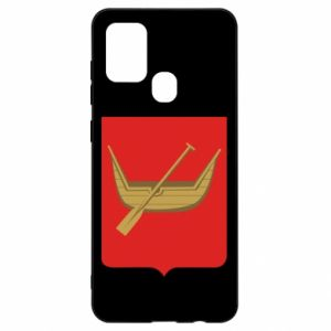 Samsung A21s Case Lodz coat of arms