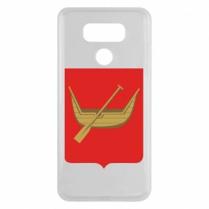 LG G6 Case Lodz coat of arms