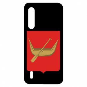 Etui na Xiaomi Mi9 Lite Łódź  herb