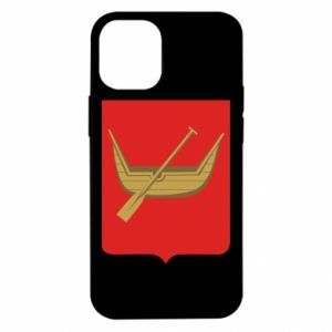 Etui na iPhone 12 Mini Łódź  herb