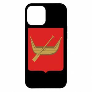 Etui na iPhone 12 Pro Max Łódź  herb