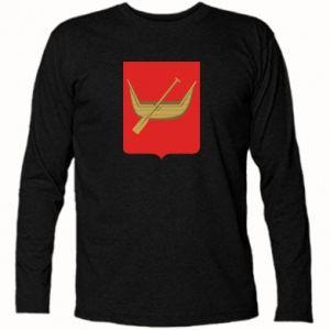 Koszulka z długim rękawem Łódź  herb