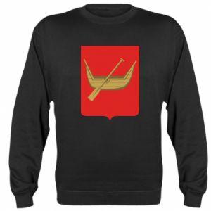 Sweatshirt Lodz coat of arms