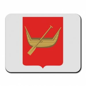 Mouse pad Lodz coat of arms