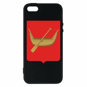 Phone case for iPhone 5/5S/SE Lodz coat of arms
