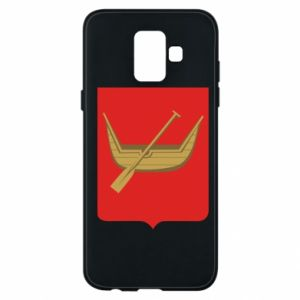 Samsung A6 2018 Case Lodz coat of arms