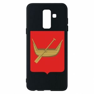 Phone case for Samsung A6+ 2018 Lodz coat of arms
