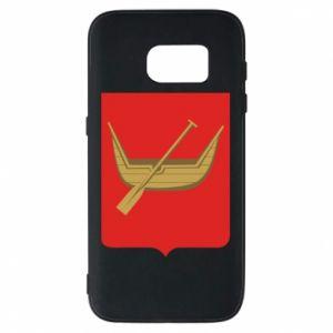 Phone case for Samsung S7 Lodz coat of arms