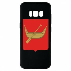 Samsung S8 Case Lodz coat of arms