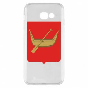 Samsung A5 2017 Case Lodz coat of arms