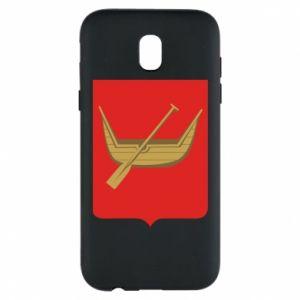 Samsung J5 2017 Case Lodz coat of arms