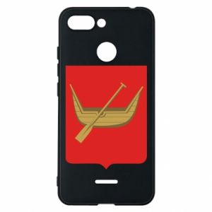Xiaomi Redmi 6 Case Lodz coat of arms